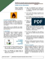 Info 057 Cuidado Con Los Inflamables