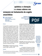 Precipitaçãoquimicaecloração(1)