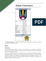 165th Infantry Brigade (United States)