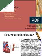 Arterioscleroza