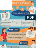 SUPERB COMMUNICATION INFOGRAPHIC