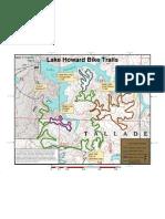 Lake Howard Bike Trails