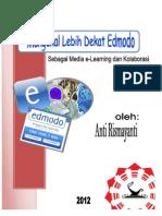 Mengenal Lebih Dekat Edmodo