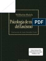 REICH, WILHELM - Psicología de Masas del Fascismo [por Ganz1912].pdf
