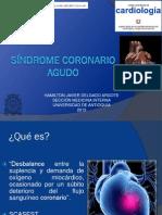 Sindrome Coronario Agudo - Revisión