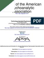 J Am Psychoanal Assoc 2013 Scharff 0003065113485423
