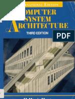 computer architecture morris mano