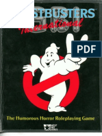 Ghostbusters International Corebook