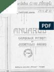 Anuarul Orasului Pitesti si Judetului Arges (1936)