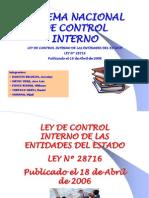 Sistema de Control Interno - Exp