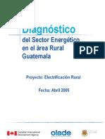 Diagnostico Energia Rural Guatemala