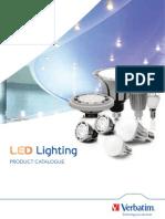 Verbatim LED RangeBrochure A4 v3