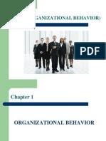 Mba i (Organizational Behavior)