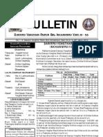 Bial Khawmpui Vawi 44 - na Bulletin