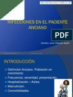 Infecciones en el paciente geriátrico