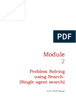 Problem Solvingusing Search-(Single agent search)Lesson-5-Informed Search Strategies-I