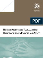 Human Rights And Parliaments
