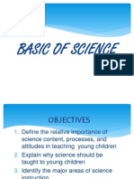 3 Basic of Science
