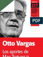 Vargas, Otto - Los Aportes de Mao Tse Tung I