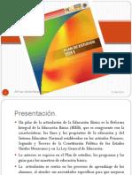Estructura Del PEP 2011