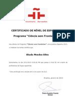 CertificadoCSFManaus B1 0008 Corrigido