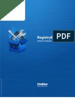 Registrybooster Manual