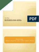 Microbiologia Geral