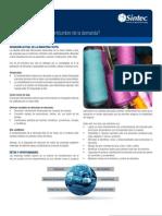 Cómo enfrentar la incertidumbre de la demanda en la IndustriaTextil