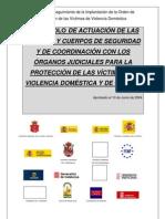 Violencia Genero - Protocolo Violencia de Genero[1]