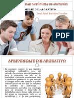 JParedes - aprendizaje colaborativo