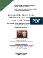 Los Grandes Temas de La for Prof