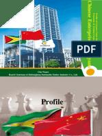 Heilongjiang Baishanlin Profile of Guyana-China Timber Industry