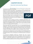 PaysBasque Manifeste Des 500.DV