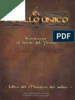 El Anillo Unico - Libro Del Maestro