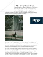 Multiple Causes of the Damage to Structural Concrete