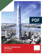 Buro Happold Tall Buildings Capability Statement