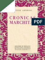 Cronicas Marchitas, Arturo Ambrogi