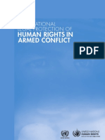 INTERNATIONAL LEGAL PROTECTION OF HUMAN RiGHTS IN ARMED CONFLiCT