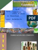 FABRICACION DEL CEMENTO.pptx
