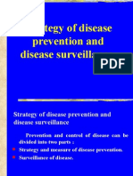 Strategy of Disease Prevention and Disease Surveillance 8[2]