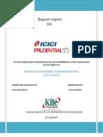 Working Capital Report
