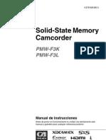 Sony Pmw f3k