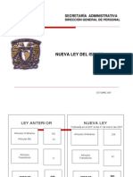 Nueva Ley Del Issste