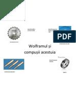 Wolframul și