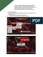 Wifiway Manual