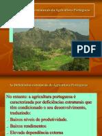 As Deficiencias Estruturais Da Agricultura Portuguesa (1)
