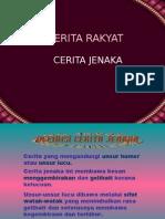Cerita Jenaka
