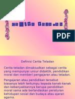 CERITA TELADAN