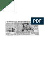 Willie Nelson 1984 Interview - Houston Post