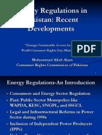 Energy Regulations Pakistan